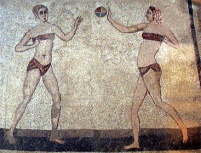 Нижнее белье в древней Греции